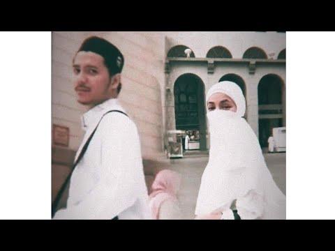Sweet Fatzura Cakap Kepada Fatah Amin 'Ok Darling Kita Mute Video Ni' Di Mekah