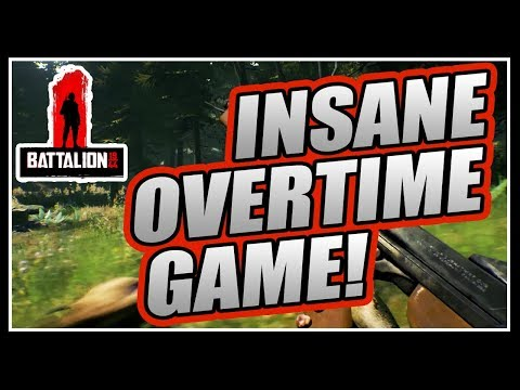 CLUTCH OVERTIME GAME! [BATTALION 1944] thumbnail