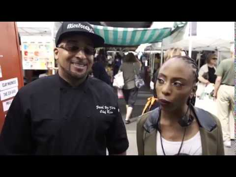 Phoenix Public Market with Chef Rico of Food By You