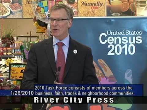 2010 Saint Paul Census Kick Off