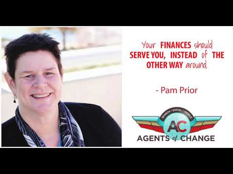The Entrepreneur's Guide to Healthy Financials - Pam Prior