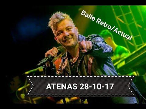 DAMIAN CORDOBA - Baile RETRO / ACTUAL ( Atenas 28-10-17) ~ MORTAL ~