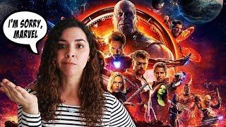 Avengers: Infinity War Review by DC Comics Fan streaming