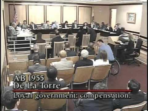 Senate Appropriations Committee 8/27/2010