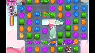 Candy Crush Saga Level 1617 (No booster, 3 Stars)