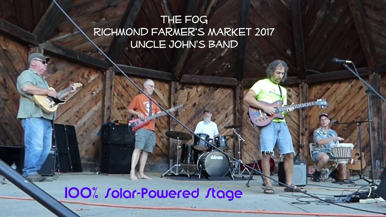Uncle johns band the fog richmond vt farmers market 2017 uncle johns band the fog richmond vt farmers market 2017 hexwebz Choice Image