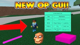 NEW LUMBER ENDED GUI! (OVERPOWERED SCRIPT!) [NOT PATCHED!] LUMBER TYCOON 2 ROBLOX