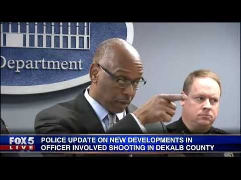 Police update on new developments in officer involved shooting