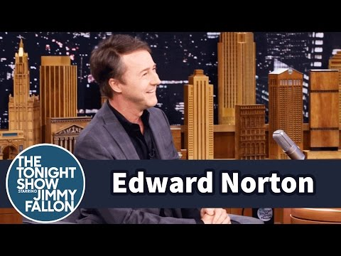 Edward Norton Saved Leonardo DiCaprio's Life fragman