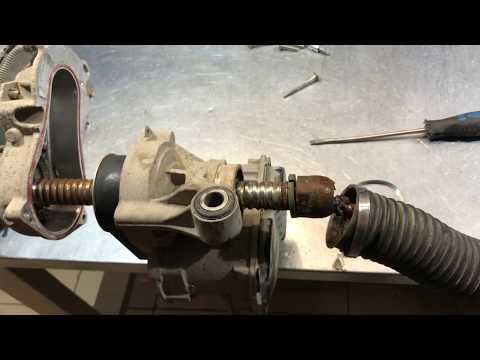 Деффектовка рулевой рейки Ford Focus 3