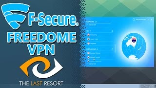 F-Secure Freedome VPN | TLR Review [Sponsored Video]