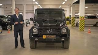 Обзор Mercedes Benz G350 гелендваген дизель