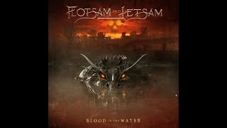 """Flotsam and Jetsam release new song """"Burn The Sky"""" off new album Blood in the Water"""