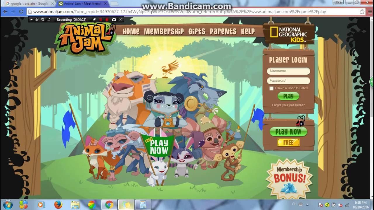 animal jam how to get free membership 2015 no download