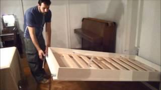 Enterijer Lipcajt - Zidni krevet