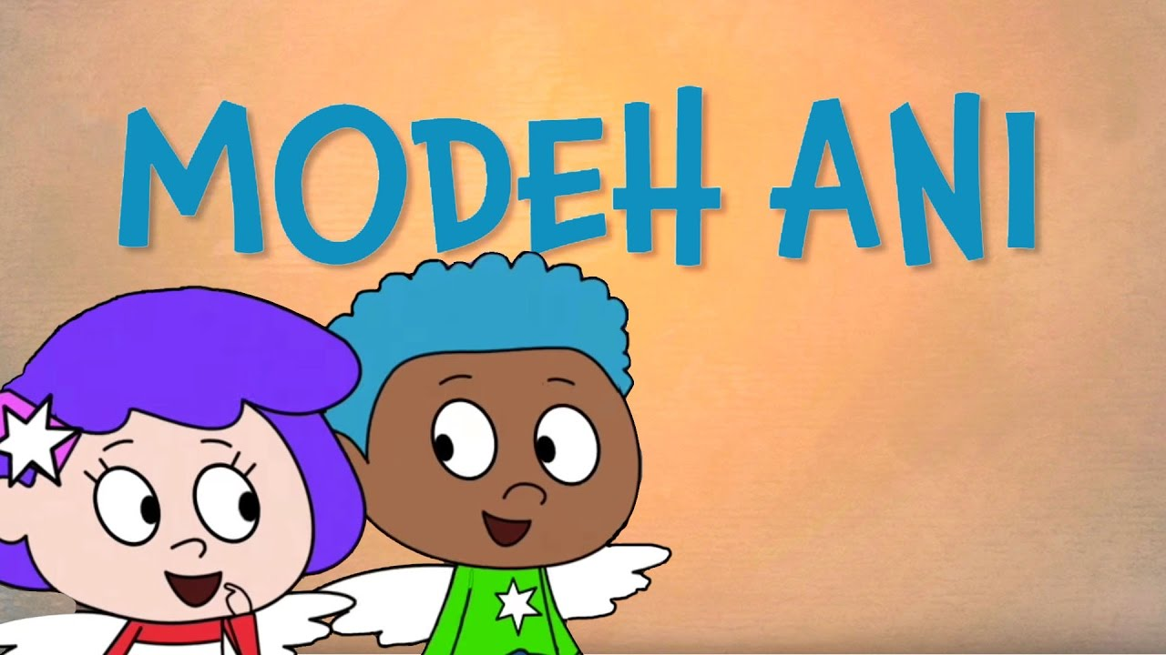 Modeh Ani lyrics video: Learn the words to the Jewish morning blessing