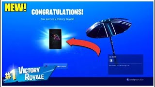 *INSTANTLY* Unlock The Season X Victory Umbrella By Using This Fortnite Glitch!