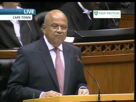 SA Budget Speech: Working with our BRICS Partners