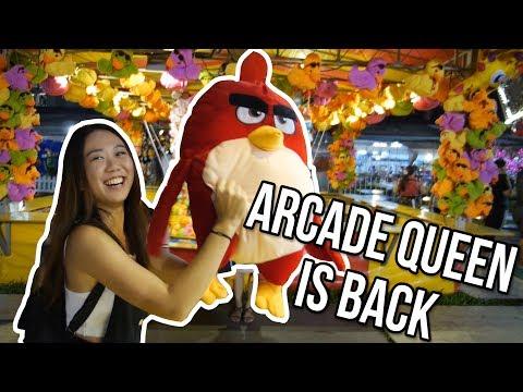 Uncle Ringo Carnival Games | Arcade Ninja (Punggol)