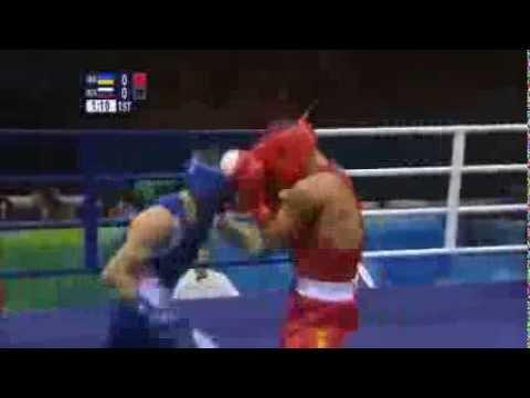 Beijing 2008 Olympic Games Vasyl Lomachenko