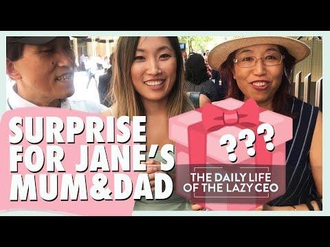 JANE LU'S PARENTS VISIT SHOWPO HQ | Jane Lu (Showpo CEO) Daily Vlog #10