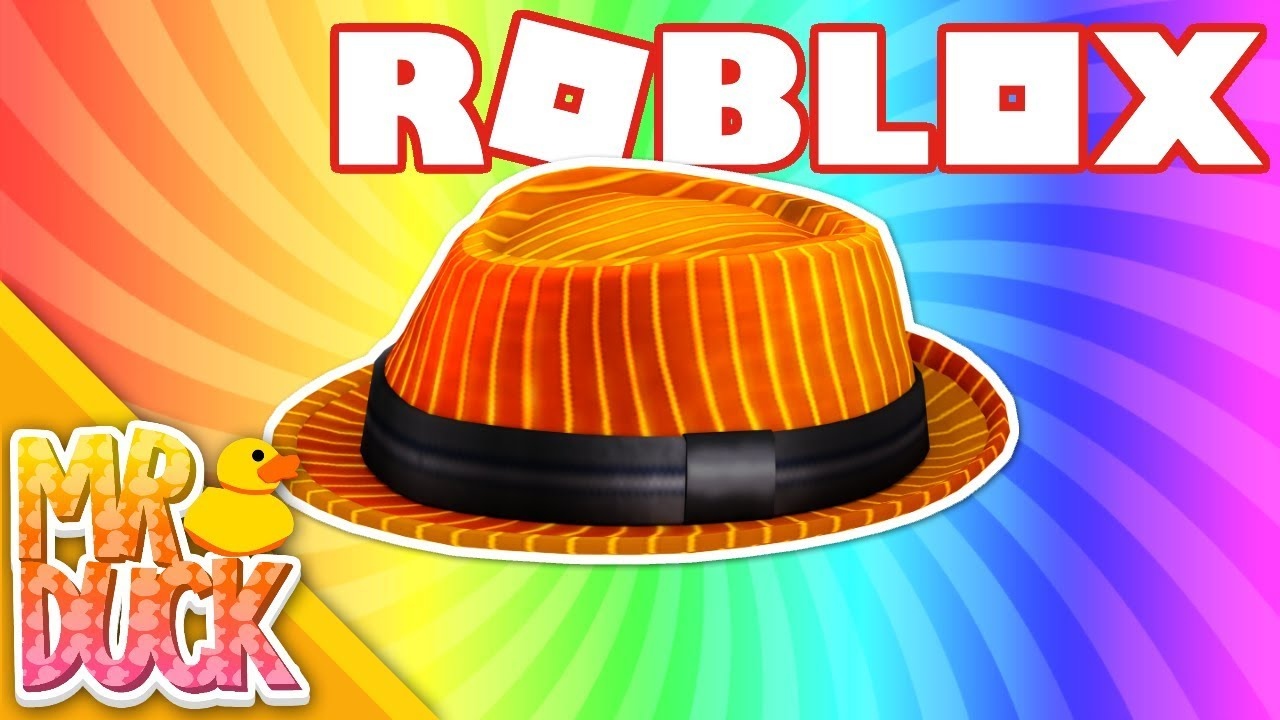 How To Get The Firestripe Fedora Roblox Free Promocode Expired