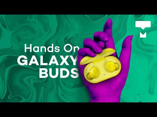 Testamos os fones sem fio Samsung Galaxy Buds - TecMundo
