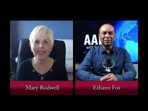 AAE tv | The Children Of Tomorrow | Mary Rodwell | 7.1.17