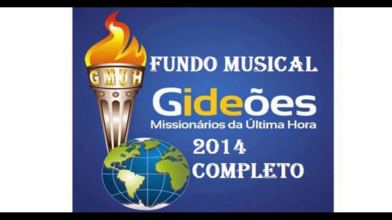 MUSICAL BAIXAR MISSIONARIOS FUNDO GIDEOES