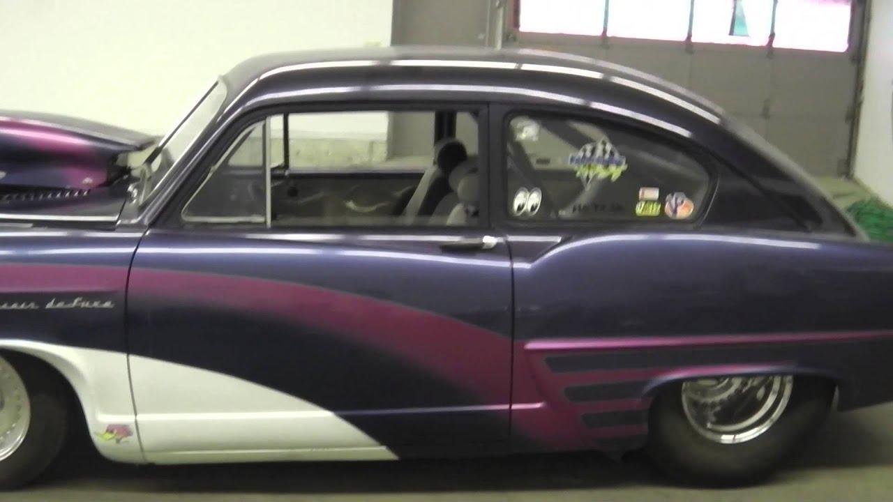 Pro Street Cars >> Ed's Project Cars - 1953 Henry J Pro Street - YouTube