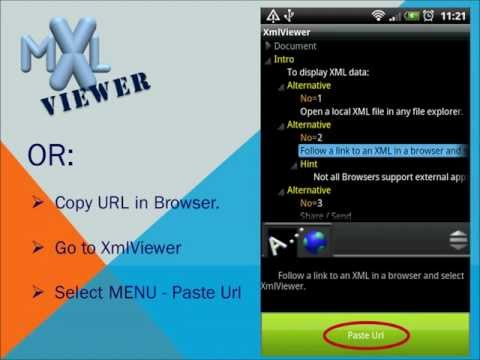XmlViewer for Android by TerraPocket
