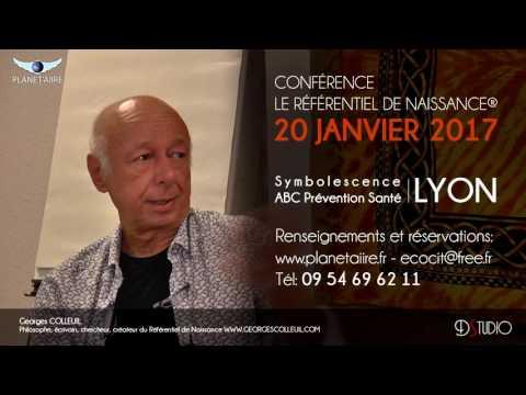 FONCTION PSYCHOLOGIQUE ET THÉRAPEUTIQUE PAR LE RÉFÉRENTIEL DE NAISSANCE® Avec Georges COLLEUIL