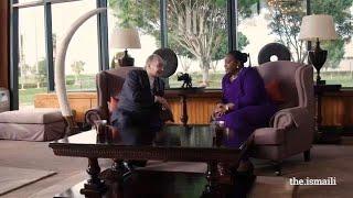 Mawlana Hazar Imam's Diamond Jubilee visit to Kenya