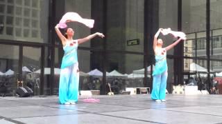 Chinese Duet Dance (Feng Ming Dong) 凤鸣动