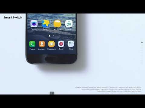 Cara memindahkan data dari ponsel lama ke ponsel baru pada HP Samsung