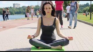 видео Йога-тур в Индию. Практика в Гималаях. Путешествие на север Индии с преподавателями клуба oum.ru в 2018 году