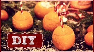 DIY Chocolate Orange Hot Chocolate | Zoella