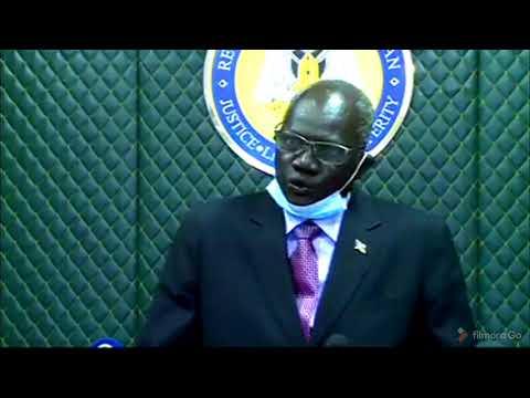 permanent solution to the economic Crisis of South Sudan Hon Michael makuei