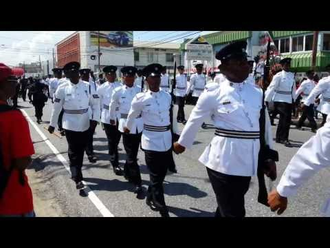 Trinidad & Tobago 51st Independence Parade 2
