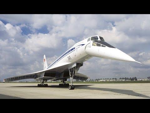 Gökyüzünün En Hızlı Yolcu Uçağı | Binmek İsteyeceksiniz