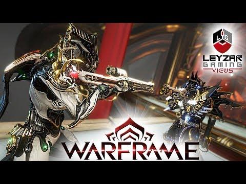 Chroma vs Mirage (Damage Comparison) - Vex Armor vs Eclipse (Warframe Gameplay)