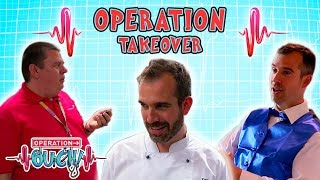 Science for kids | Body Parts - Operation Takeover Part 2 | Experiments for kids | Operation Ouch