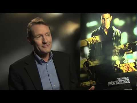 Lee Child Interview -- Jack Reacher - YouTube