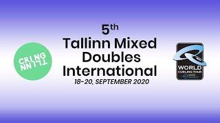 5th WCT ISS Tallinn Mixed Doubles international 2020 FINAL