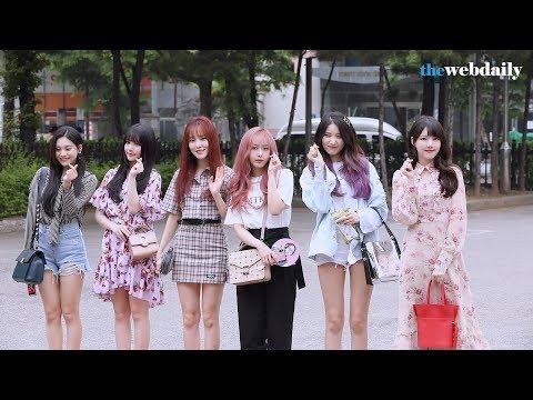 [WD영상] 여자친구(GFRIEND) 5월 11일 뮤직뱅크 928회 출근길