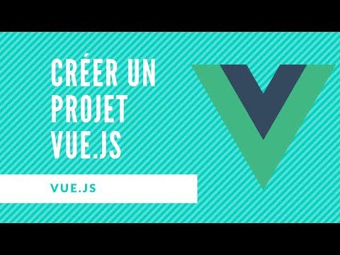 #2 Vue.js & Express.js - Créer votre projet Vue.js avec Vue CLI thumbnail
