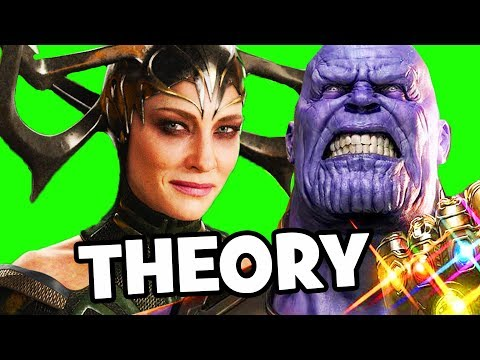 AVENGERS INFINITY WAR Theory: How Hela Will Return after Thor Ragnarok