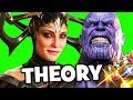 AVENGERS INFINITY WAR Theory: How Hela Will Return after Thor Ragnarok