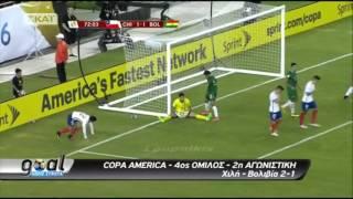 Copa America {11/6/2016}