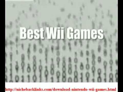 Best Nintendo Wii Games - Download - Secret Info (Unlock)!